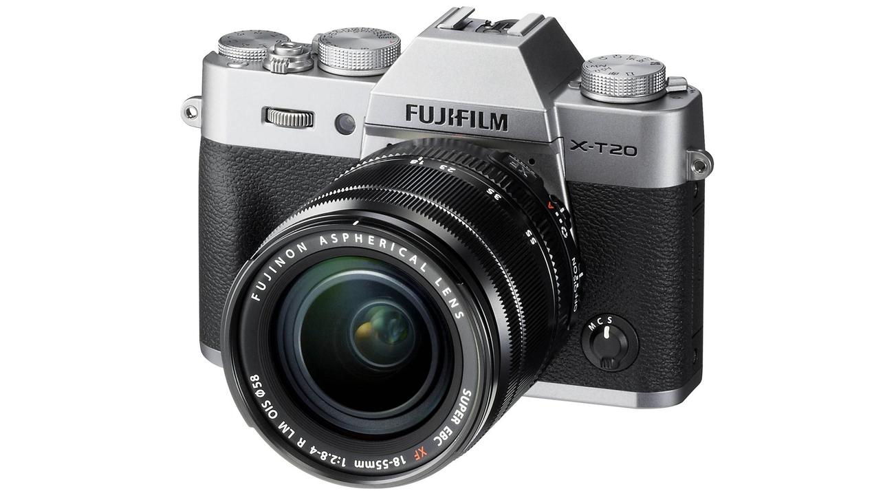 Fujifilm X-T20 18-55 mm