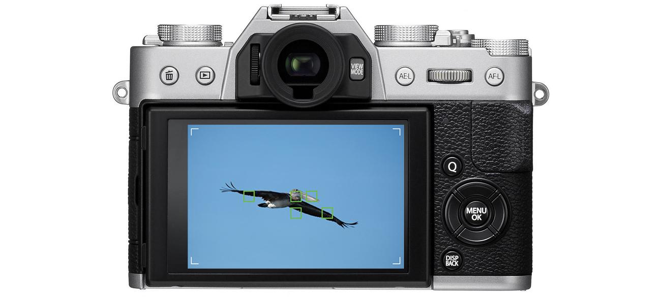 Fujifilm X-T20 Body Wyświetlacz