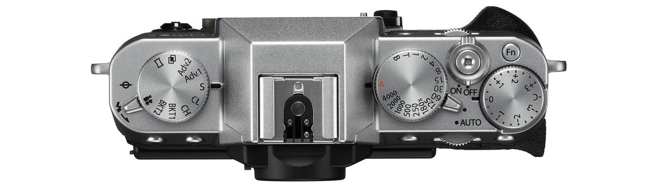 Fujifilm X-T20 Body Widok Z Góry
