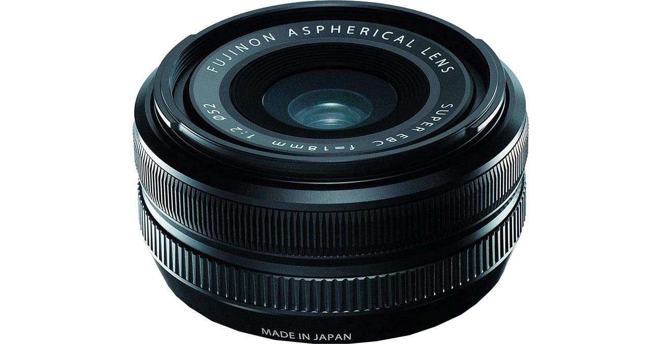Obiektyw Fujifilm Fujinon XF 18mm f/2.0