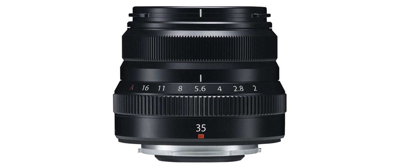 Fujifilm XF 35mmsolidna konstrukcja odporna obudowa