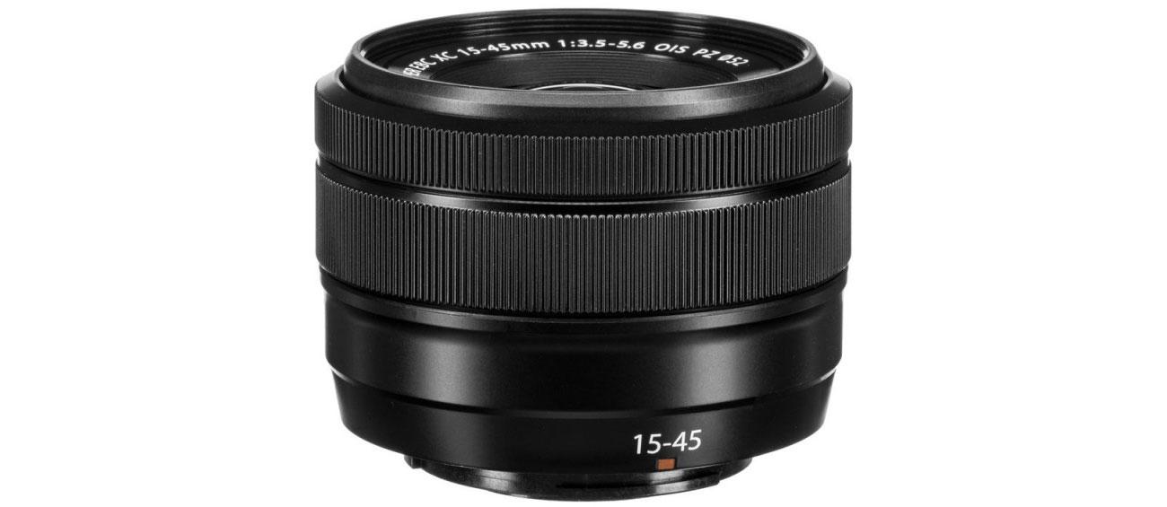 Obiektyw FujiFilm Fujinon XC 15-45mm f/3.5-5.6 OIS