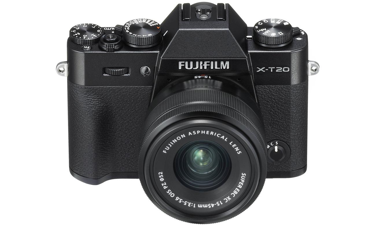 Fujifilm X-T20 15-45 mm