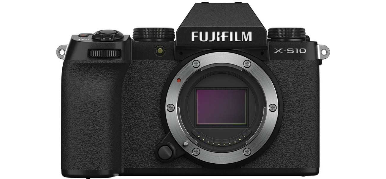 Aparat do zdjęć profesjonalnych Fujifilm X-S10