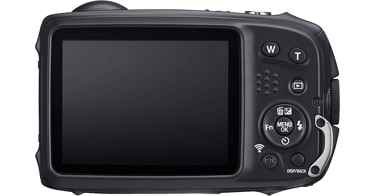 Fujifilm FinePix XP140 Wyświetlacz