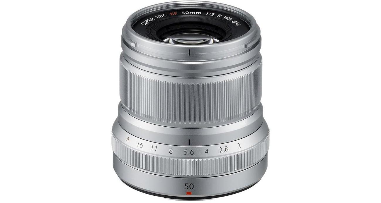 Fujifilm FujiNon XF 50mm