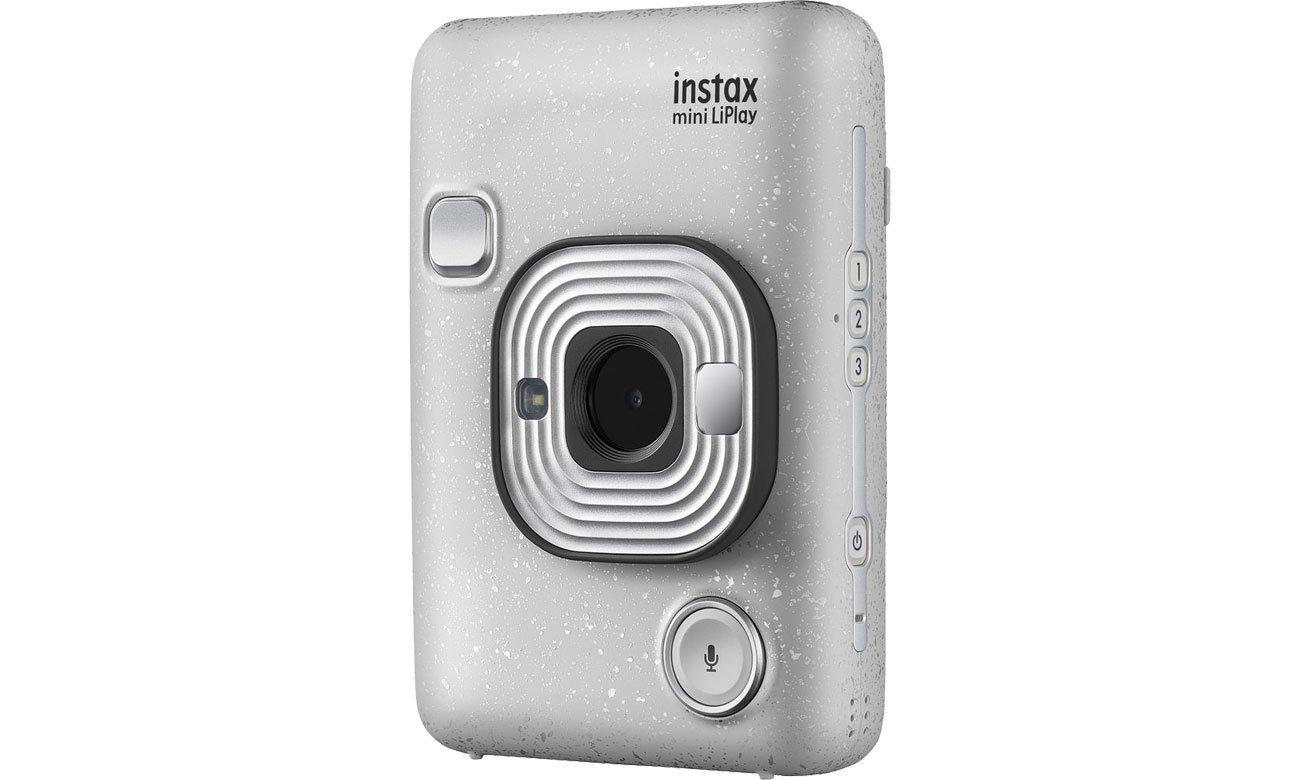Aparat natychmiastowy Fujifilm INSTAX Mini LiPlay biały 16631758