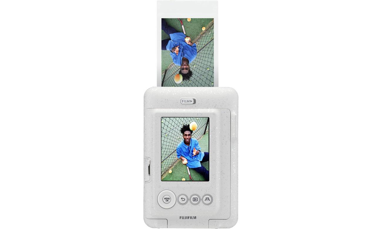 Fujifilm INSTAX Mini LiPlay biały - Drukowanie zdjęcia