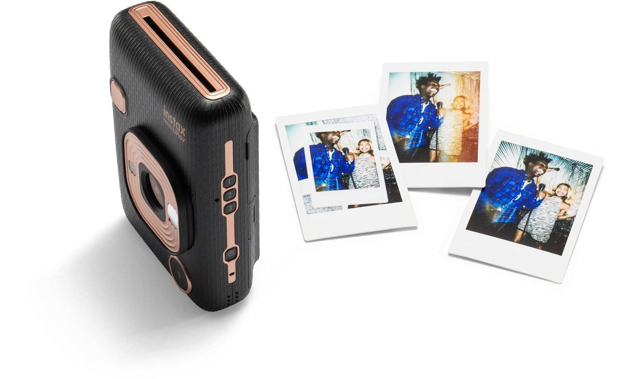 Fujifilm INSTAX Mini LiPlay czarny - Aplikacja mobilna
