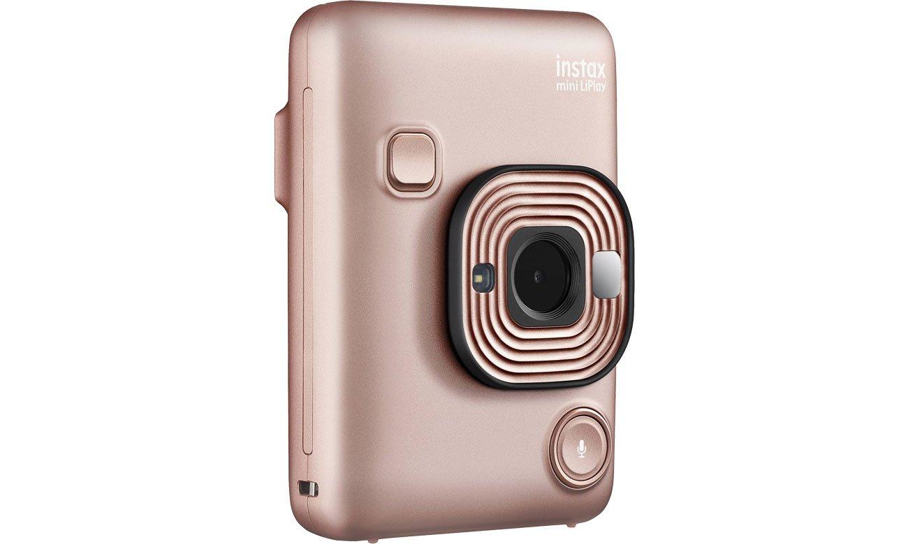 Aparat natychmiastowy Fujifilm INSTAX Mini LiPlay czarny 16631804