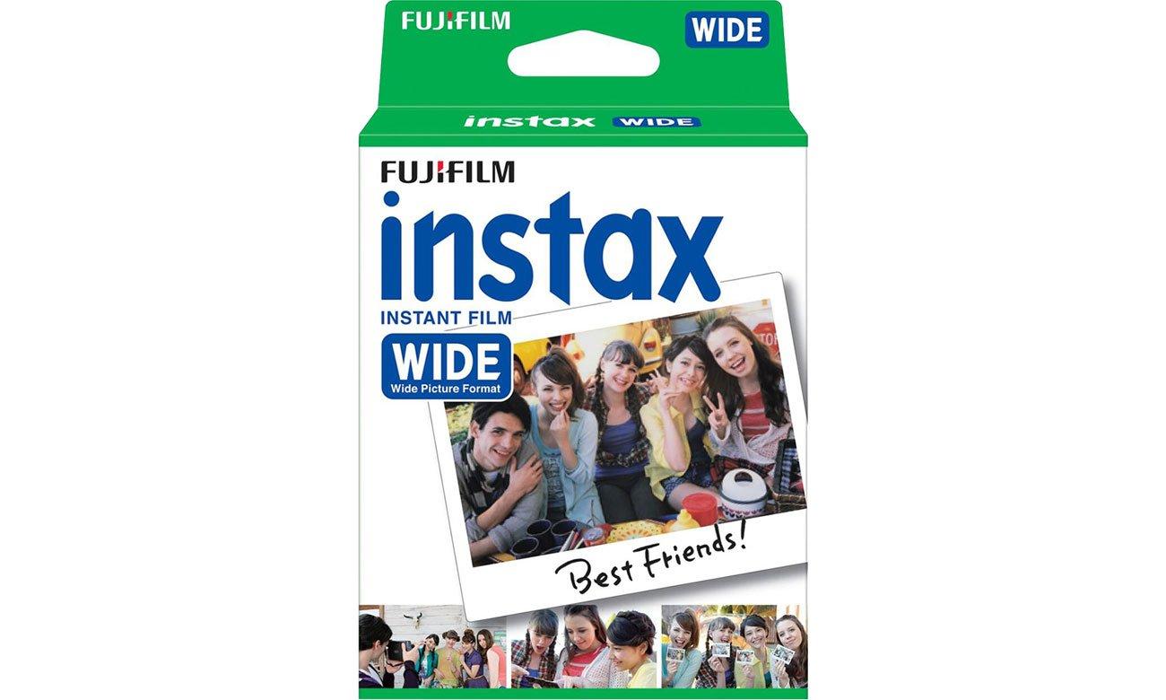 Wkład do aparatu Fujifilm Instax Wide 10 szt