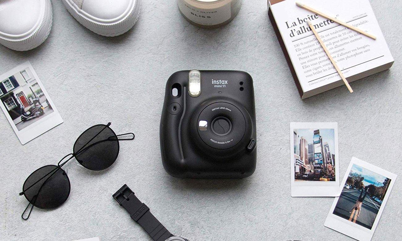 Aparat natychmiastowy Fujifilm Instax Mini 11 Charcoal Gray