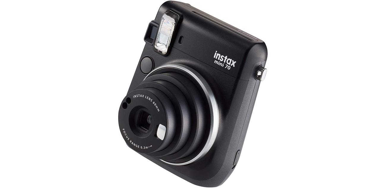 Fujifilm Instax Mini 70 czarny - rewelacyjny aparat natychmiastowy