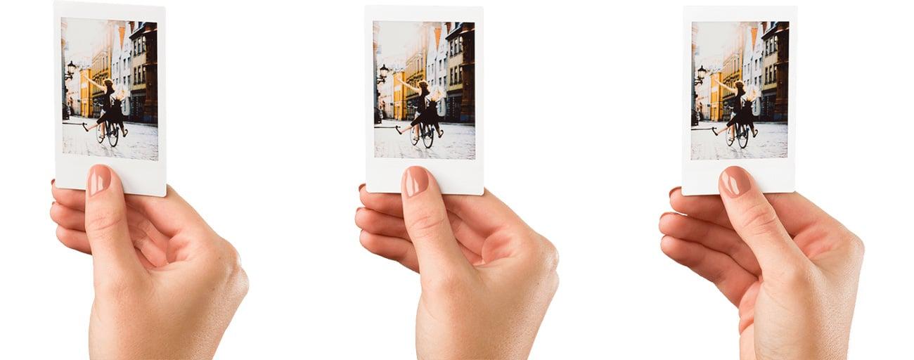 Fujifilm Instax Mini 70 czerwony - rewelacyjny aparat natychmiastowy