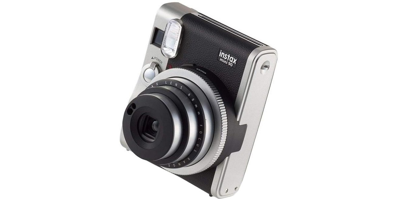 Aparat natychmiastowy Fujifilm Instax Mini 90 czarny