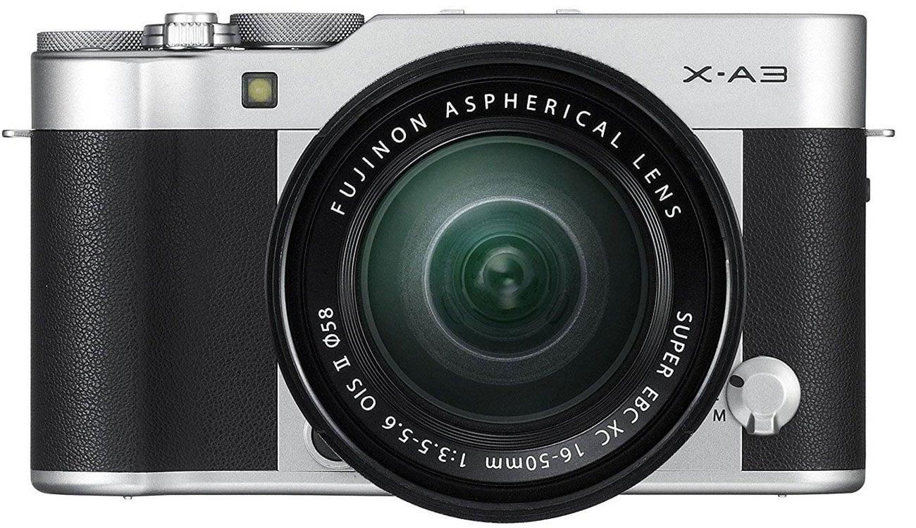 Fujifilm X-A3 Kluczowe cechy