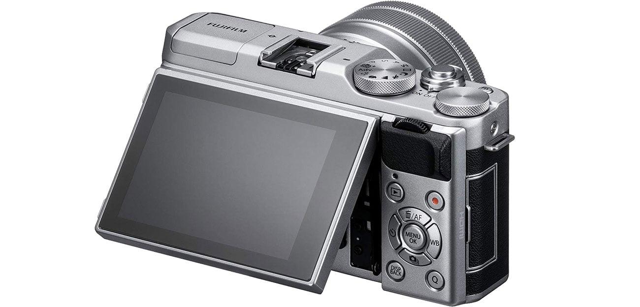 Fujifilm X-A5 Wyświetlacz LCD