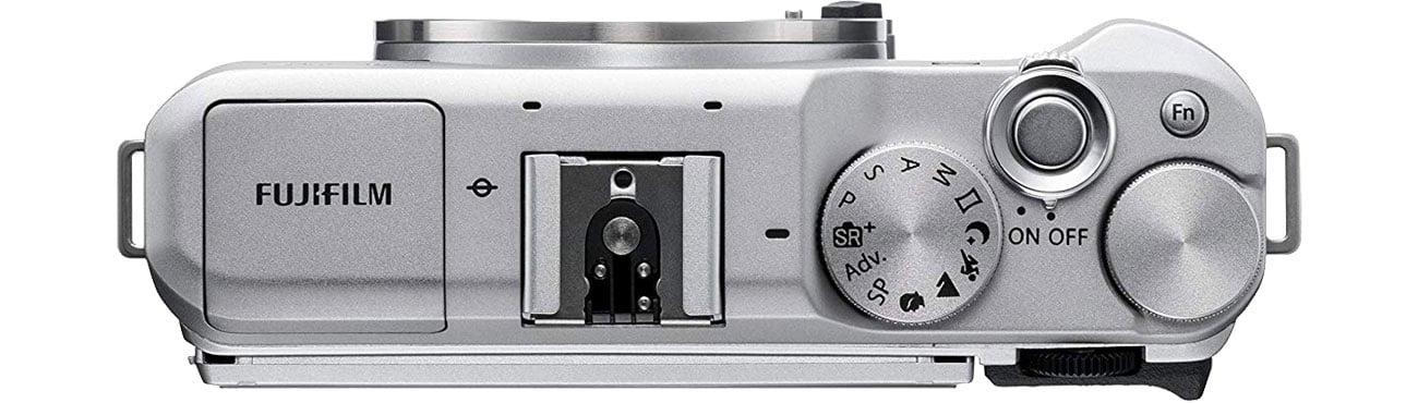 Fujifilm X-A5 Sterowanie
