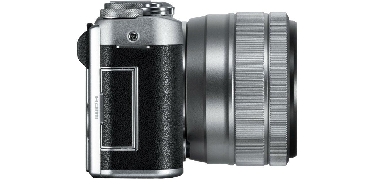 Fujifilm X-A5 Widok z boku