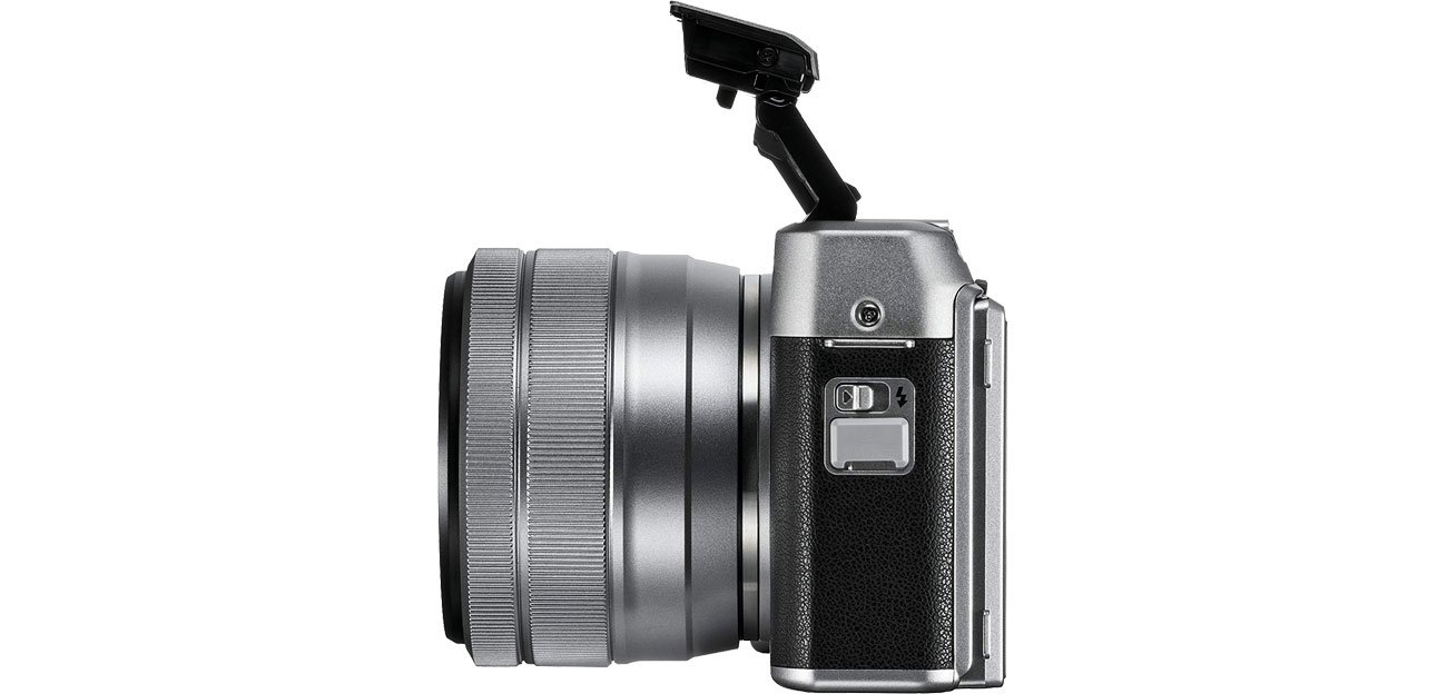 Fujifilm X-A5 Lampa błyskowa