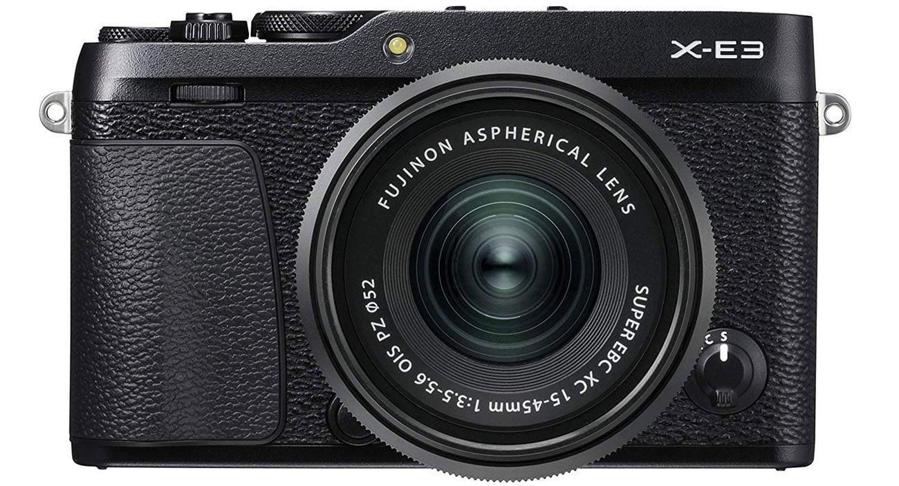 Aparat Fujifilm X-E3 Kluczowe cechy