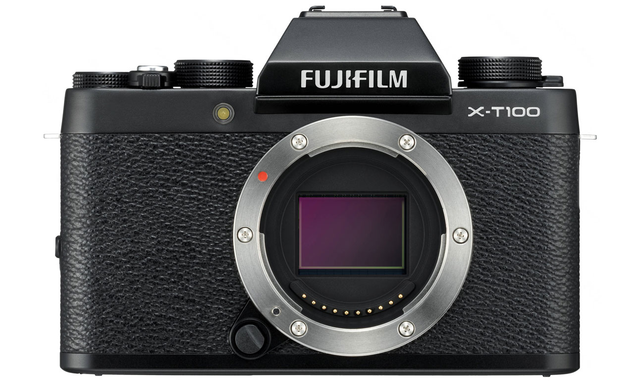 Fujifilm X-T100 black Body