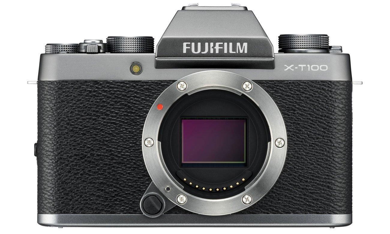 Fujifilm X-T100 silver Body