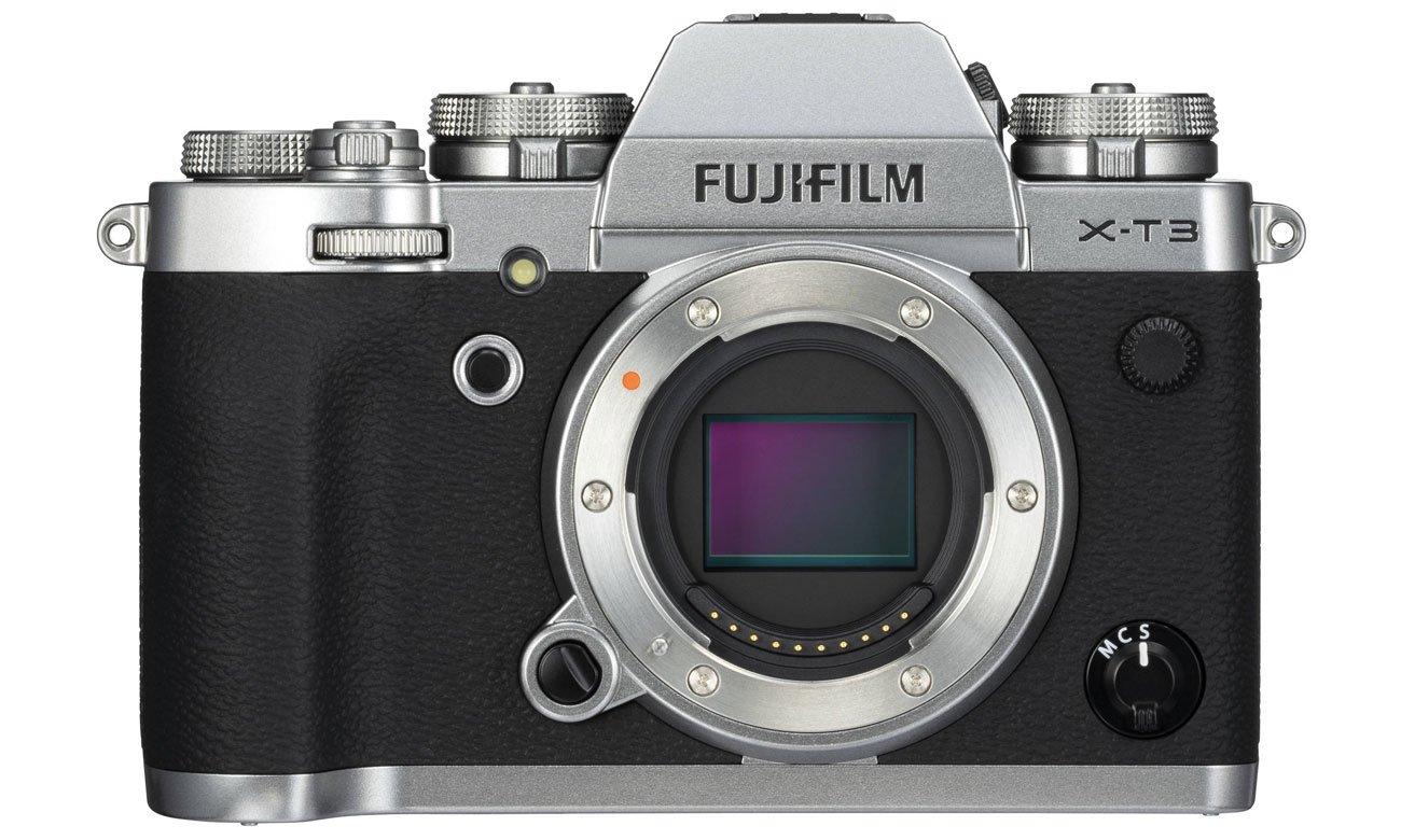 Fujifilm X T3 body widok z przodu