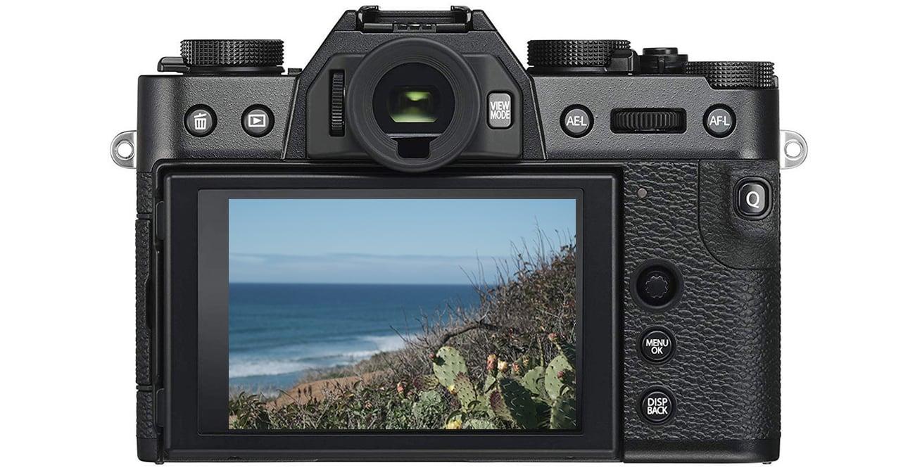 Fujifilm X-T30 Nagrywanie w 4K