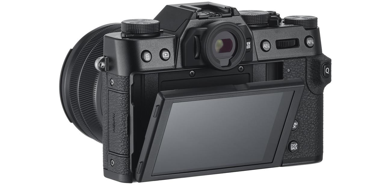 Fujifilm X-T30 Kluczowe Cechy