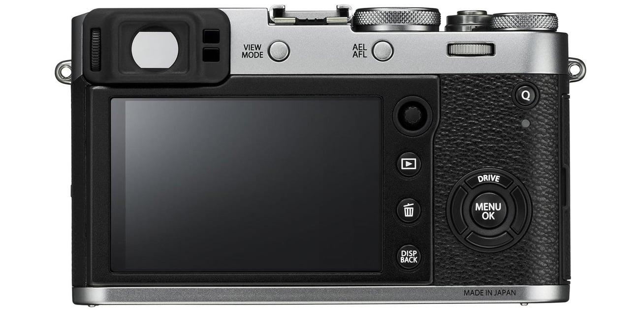 Bezlusterkowiec Fujifilm X100F Procesor Matryca