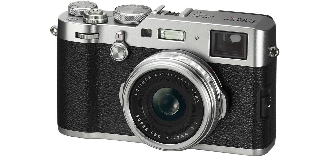 Bezlusterkowiec Fujifilm X100F