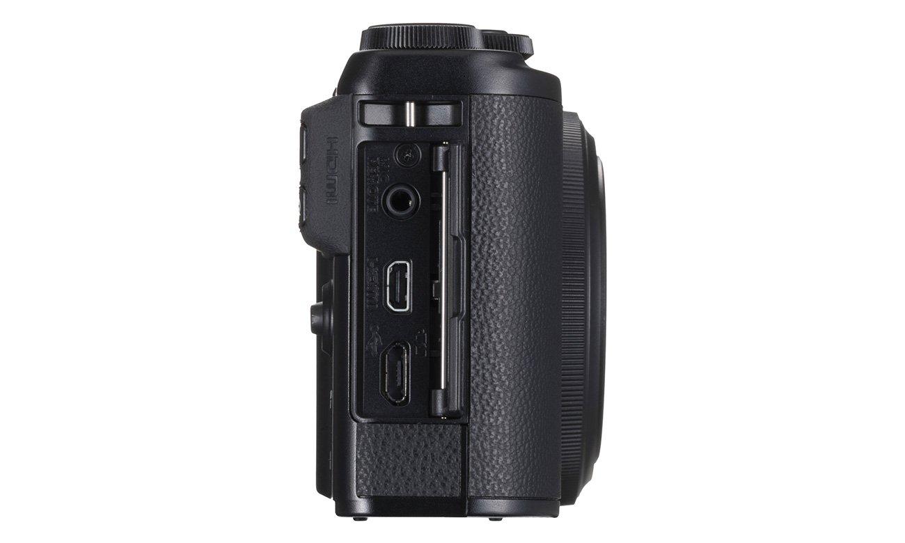Fujifilm XF10 Widok z boku