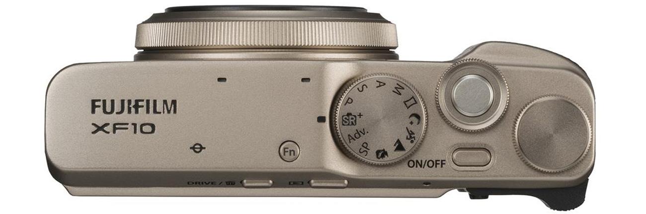 Fujifilm XF10 Pokrętło trybów