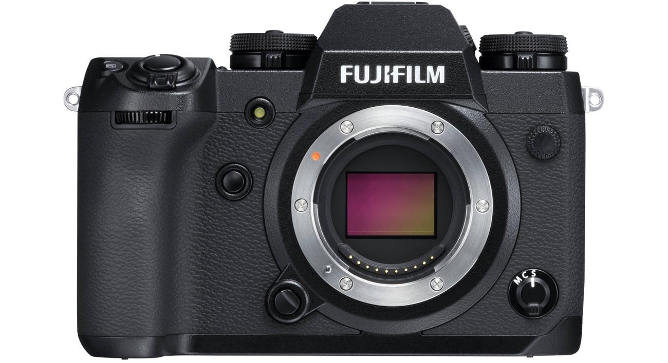 Bezlusterkowiec Fujifilm X-H1 Kluczowe Cechy