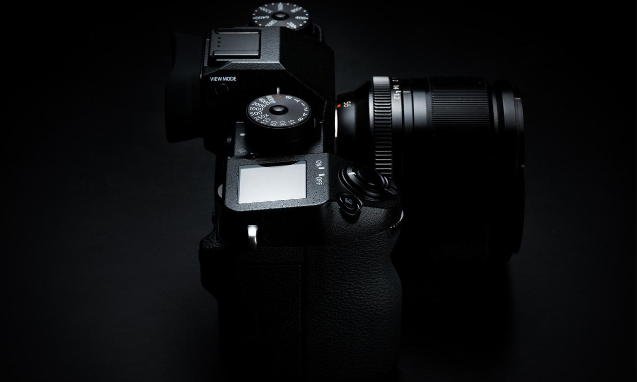 Bezlusterkowiec Fujifilm X-H1 Wytrzymałość