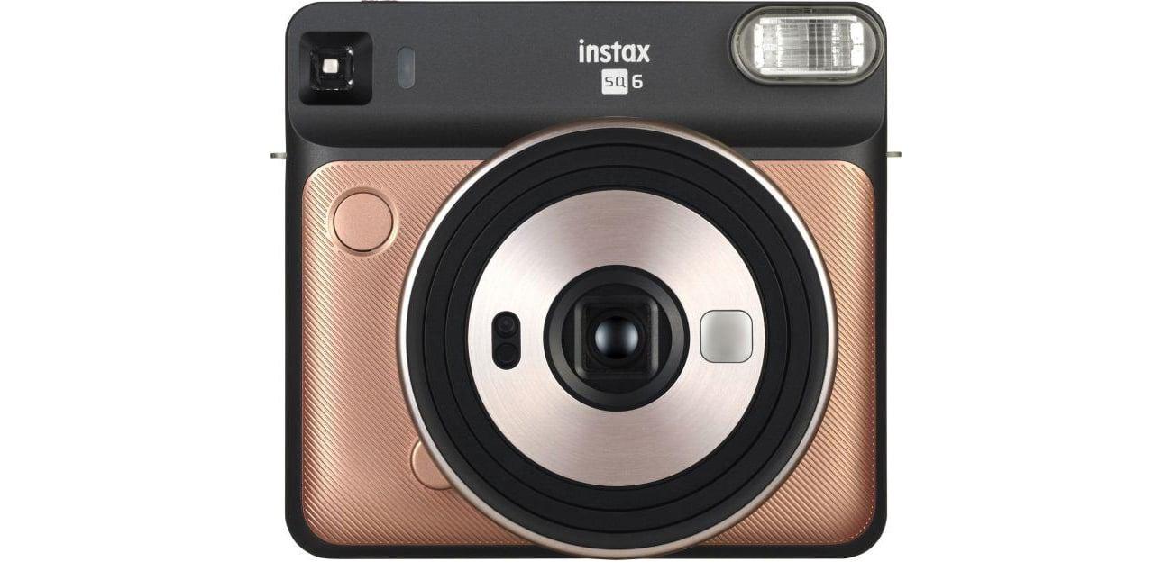 Fujifilm Instax SQ 6 czarno-biały  Kluczowe Cechy