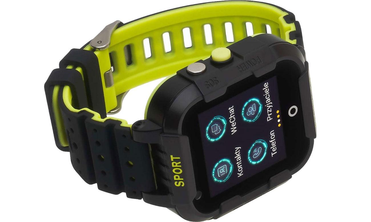 Smartwatch Garett Kids 4G Czarny