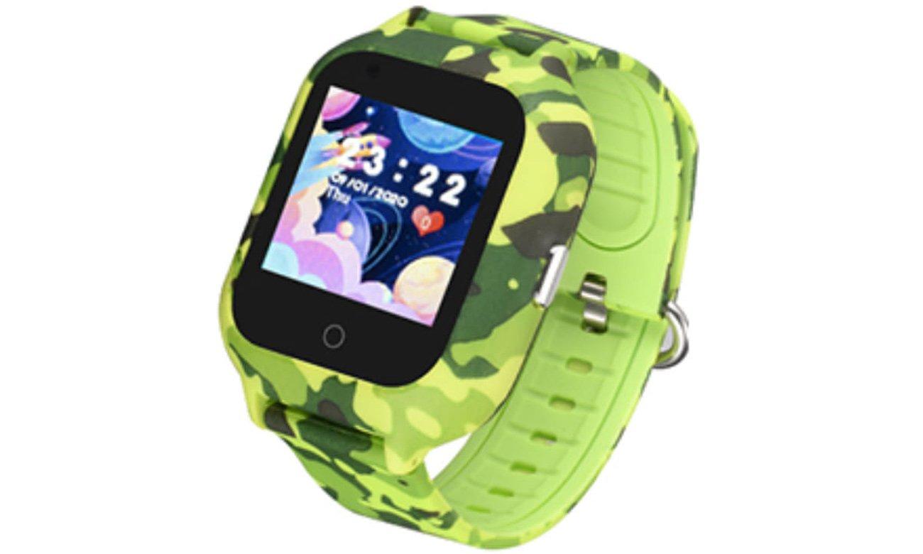 Smartwatch Garett Kids Moro 4G Zielony
