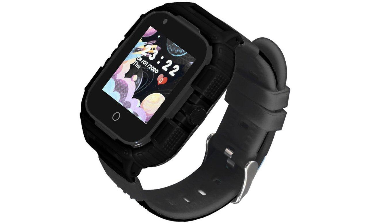 Smartwatch Garett Kids Protect 4G Czarny