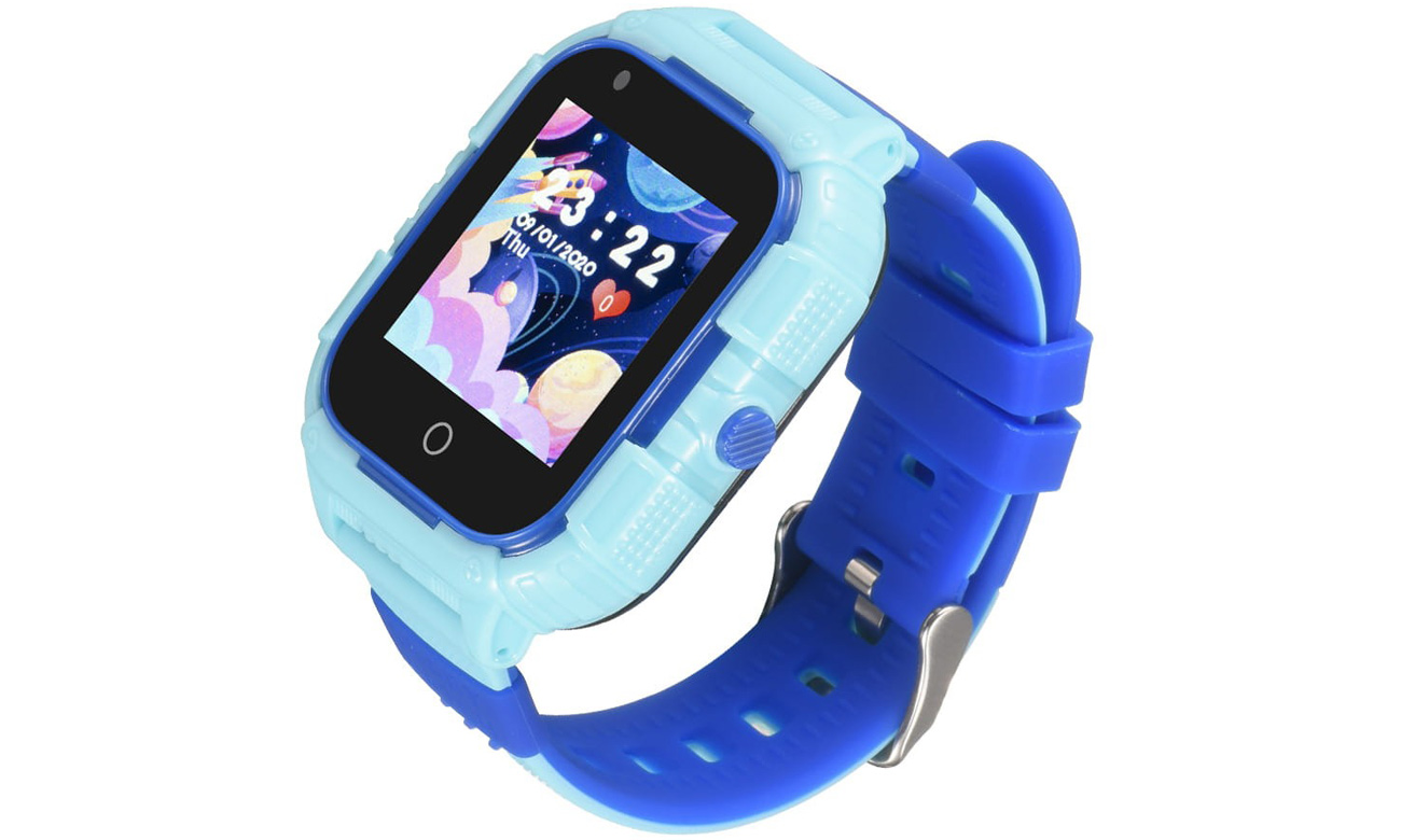 Smartwatch Garett Kids Protect 4G Niebieski
