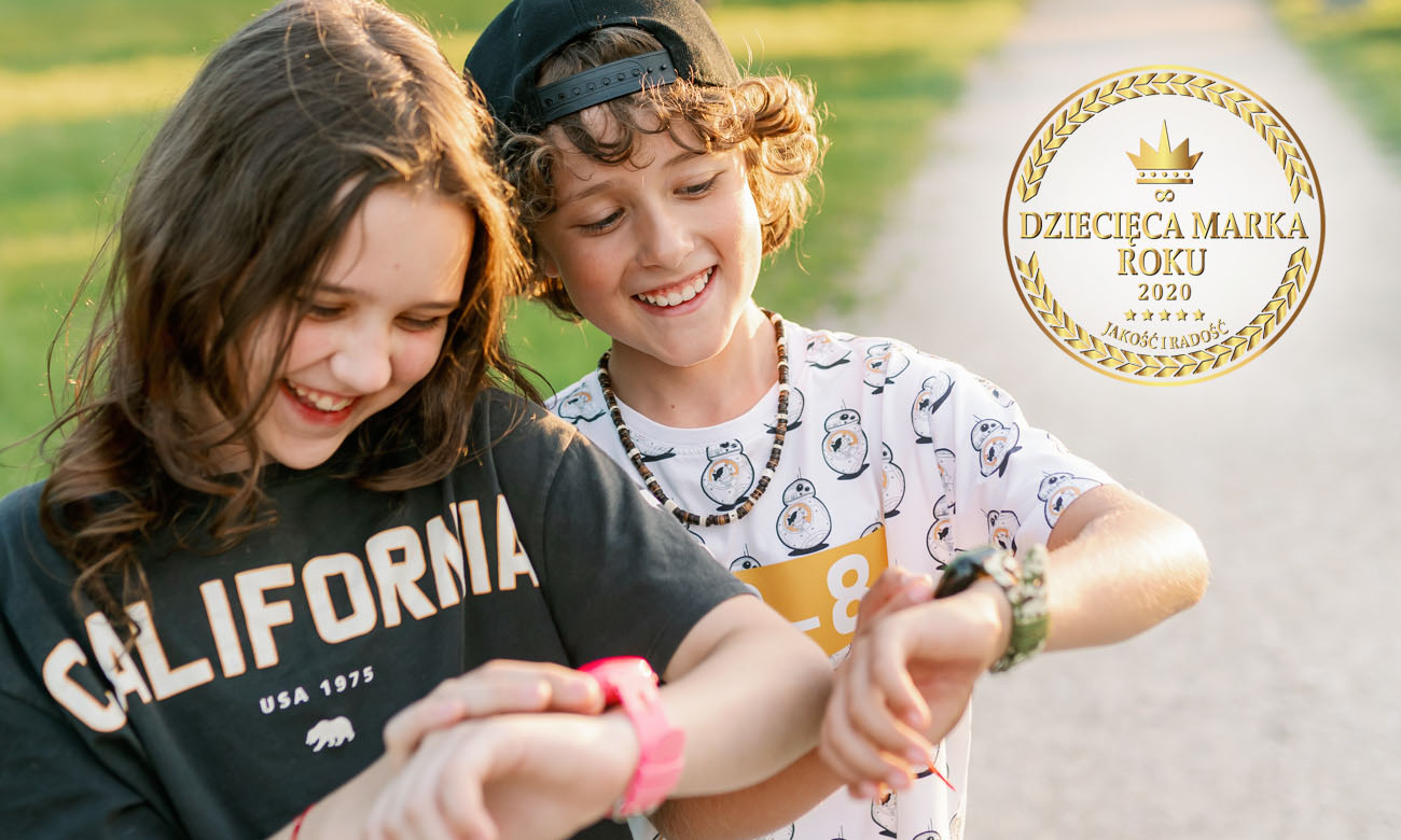 Nagroda Dziecięcej Marki Roku 2020