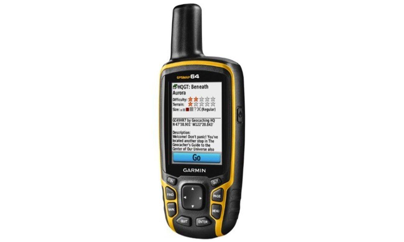 Ręczna nawigacja Garmin GPSMap 64