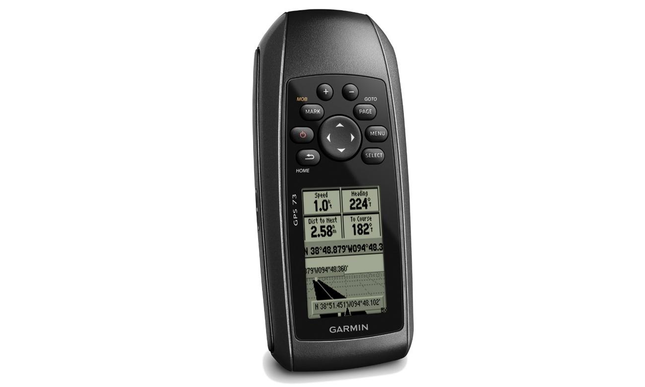Ręczna nawigacja Garmin GPS 73