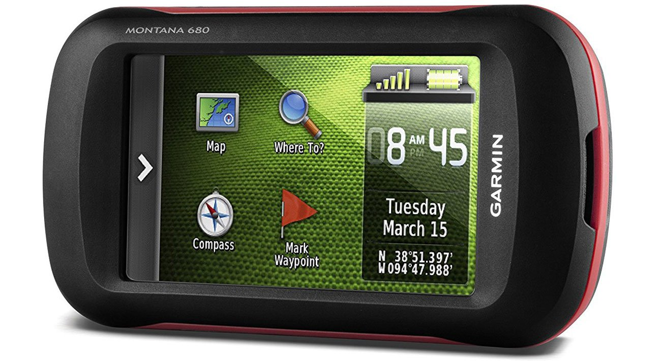 Urządzenie GPS Garmin Montana 680