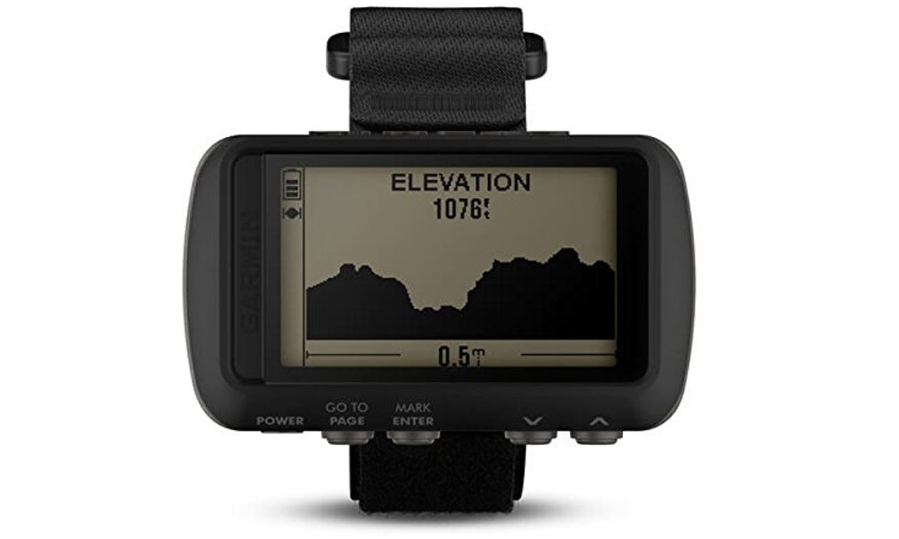 Urządzenie nawigacyjne GPS Garmin Foretrex 701