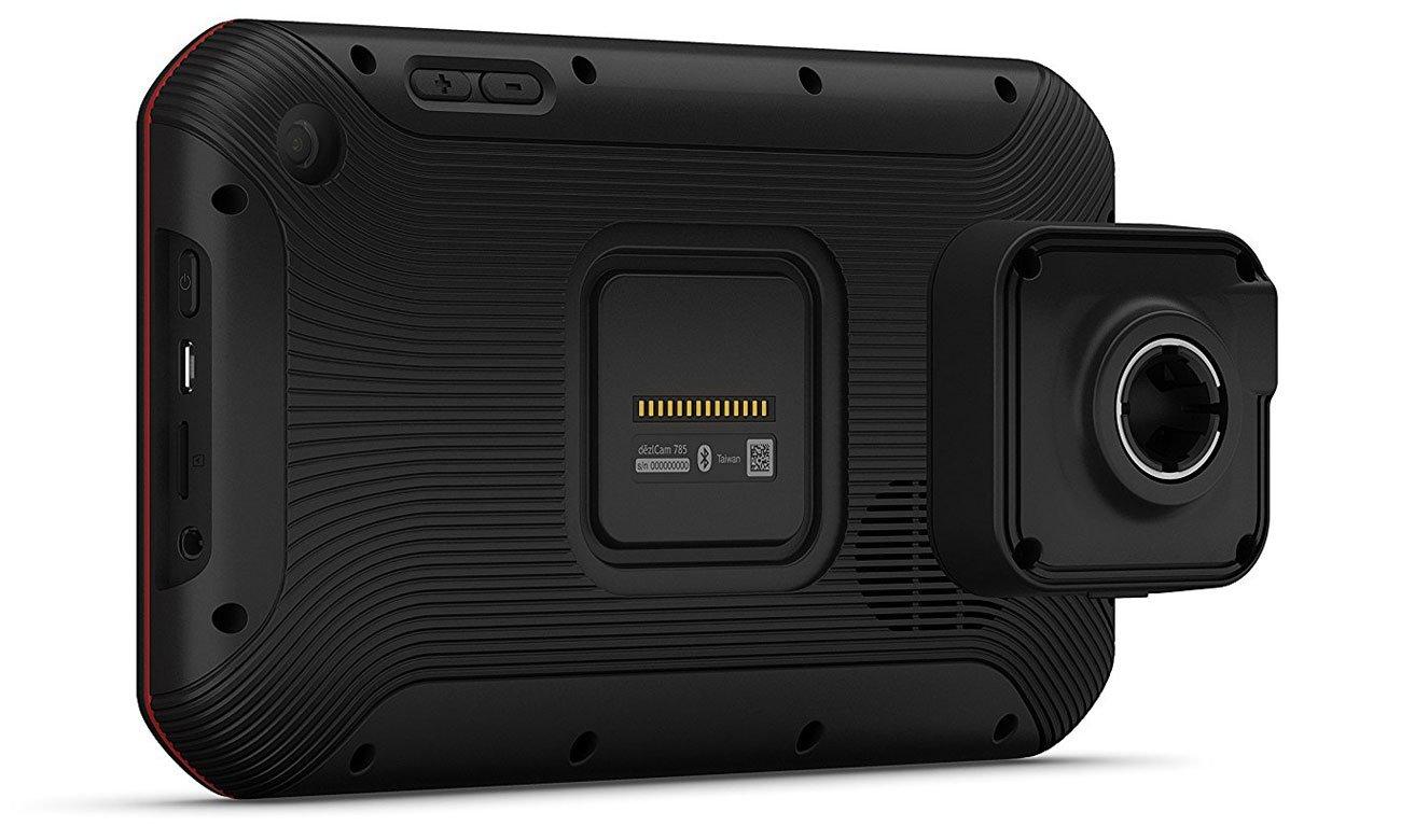 Wbudowana kamera samochodowa