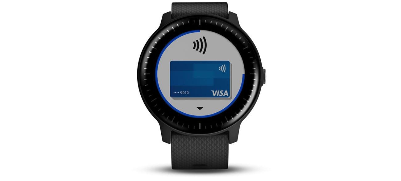 Zegarek sportowy Garmin Vivoactive 3 Music NFC