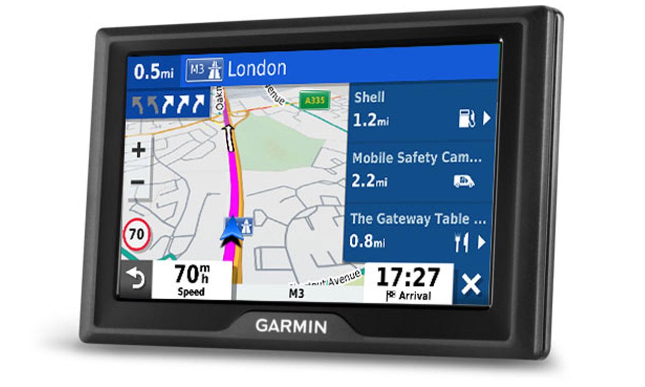 Przydatne informacje i ostrzeżenia dla kierowcy
