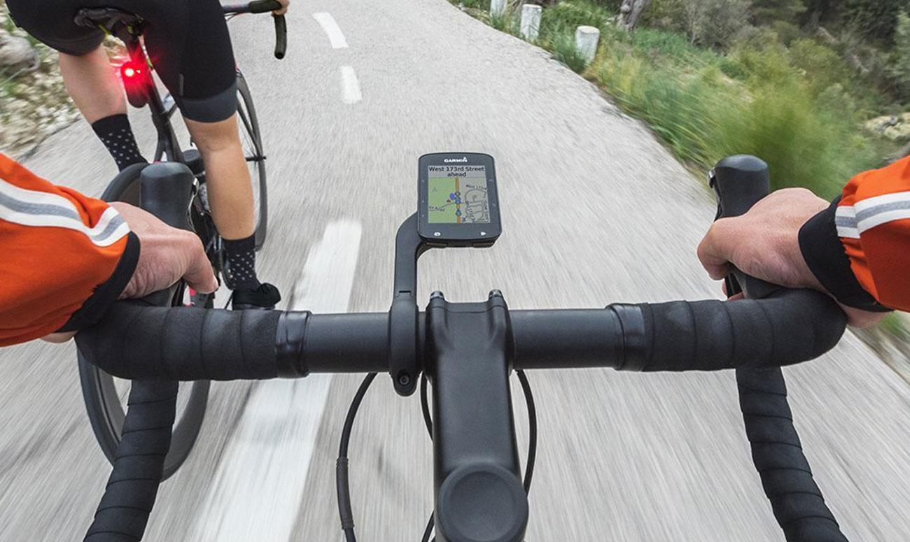 Komunikacja między rowerzystami
